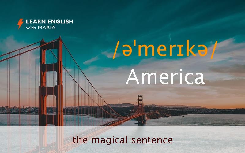 English pronunciation course by Maria Fernandez