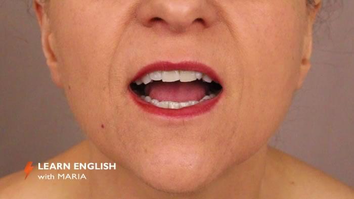 British English pronunciation course - lips