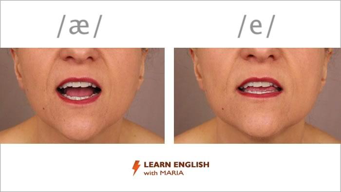 English pronunciation course - lip composition