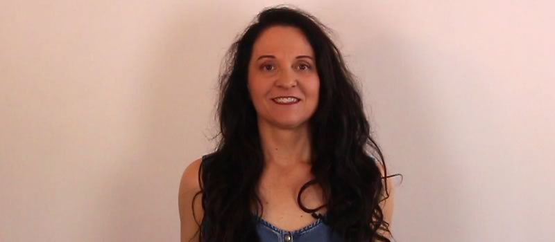Maria Fernandez - English teacher